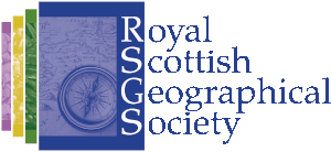 Logo for the Royal Scottish Geographical Society